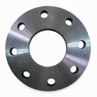 Wholesale DIN 2576 2573 2642 Norm Plate Steel Pipe Flange Forged , PN6 / PN10 Plate from china suppliers