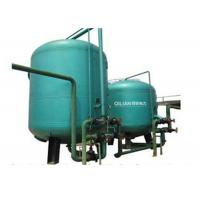 Wholesale Multi Media Mechanical Tank Water Filter As Pretreatment Of RO / UF And Water Purification Filter from china suppliers