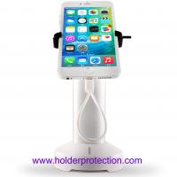 Wholesale COMER NEW Design stand alone with gripper option and alarm mobile display security cradle from china suppliers