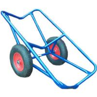 Buy cheap Steel Iron Supermarket Shopping Trolley from wholesalers