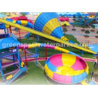 Wholesale Family Members Big Amusement Water Park Equipments Durable Customised Color from china suppliers