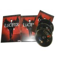 Wholesale Lucifer Season 2 TV Series DVD Box Sets Major Crimes Season 5 Downton Abbey from china suppliers