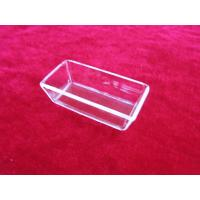 Wholesale Transparent Quartz boat from china suppliers