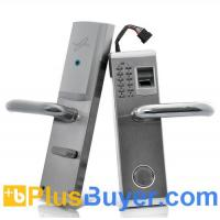 Wholesale Aegis - Heavy Duty Biometric Fingerprint and Deadbolt Door Lock - Right from china suppliers