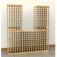 Wholesale Custom Durable Wine Wooden Display Shelf For Chateau , Drink Display Stands from china suppliers