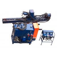 Wholesale High Efficiency Full Hydraulic Skid Mounted Drilling Rig Depth 50 - 60 m from china suppliers