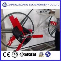 Buy cheap Plastic Hdpe Pipe Coiling Machine Coil Winding Machines 50m / Min from wholesalers