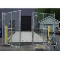 Wholesale Home garden hot dipped galvanized chain link fence , pvc coated chain link fence from china suppliers