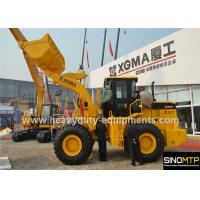 Wholesale XGMA XG955H wheel loader with standard 3.0m3 bucket with radio / cassette from china suppliers
