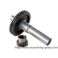 Wholesale Harded Stainless Steel Gear Shaft Transmission Spline OD 20mm - 2200mm from china suppliers