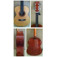 Wholesale Superior 40inch Palisander plywood Western Guitar / Wood Acoustic Guitar Excellent Sound TP-AG32 from china suppliers
