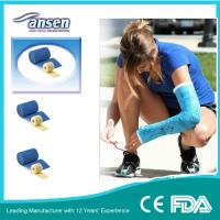 Wholesale Ansen CE & FDA Approved Orthopedic Fiberglass Casting Tape and Bandage from china suppliers