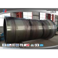 Wholesale 21CrMo10 Steel Pipe Forging Dia 2600mm For Large Precision Mould from china suppliers