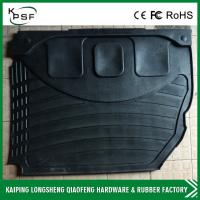 China Volvo EC210 Rubber Carpet Heavy Duty Floor Mats Excavator Parts For Protection on sale