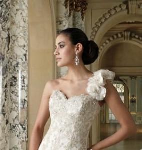 Wholesale 2013 Fashion Lady′swedding Dress Lace from china suppliers
