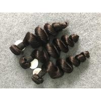 Wholesale Loose Wave Unprocessed Brazilian Hair Smooth Feeling And No Tangle No Shedding from china suppliers