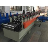 Wholesale Gcr15 Coated Chrome Floor Deck Roll Forming Machine , Roof Panel Roll Forming Machinery from china suppliers