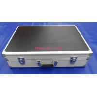 Wholesale Black Aluminum Musical Instrument Cases With Foam For Packing Tools from china suppliers