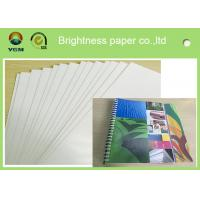 Quality 80gsm - 250gsm Glossy Invitation Paper , Glossy White Paper Offset Printing for sale