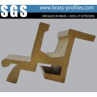 Wholesale Brass Profiles From Manufacturer For Custom Made Decorative Copper Material from china suppliers