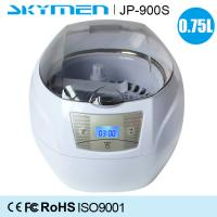 ABS Portable Digital Dental Instrument Ultrasonic Cleaner 750ml Mini size