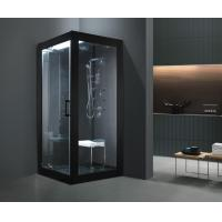Buy cheap Monalisa M-8283 luxury wet steam room with touch control panel Western style steam shower room from wholesalers
