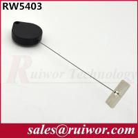 Buy cheap RW5403 Anti Theft Reel | Retractable Steel Wire Cable from wholesalers