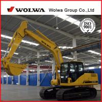 Wholesale DLS160-9 15.7T crawler hydraulic excavator from china suppliers
