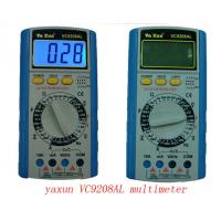 Buy cheap YAXUN VC9208AL Multimeter from wholesalers