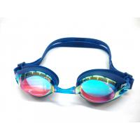 Wholesale Pro Shatterproof Adult Swim Goggles ,  Anti Fog Triathlon Swimming Goggles from china suppliers