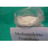 Wholesale White Bodybuilding Prohormone Supplements Methenolone Enanthate Powder from china suppliers