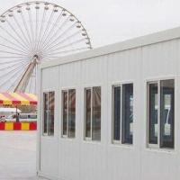 Wholesale Container Shop, Nice Appearance, Made of Steel, Easy to Install from china suppliers
