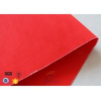 Wholesale 480GSM Plain Weave Acrylic Coated Fiberglass Fabric For Industrial Fire Blanket from china suppliers
