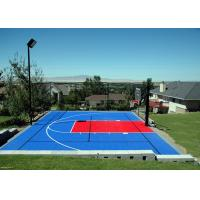 Wholesale Elastic Anti Slip Sport Court Surface Weatherproof Recyclable For Volleyball from china suppliers