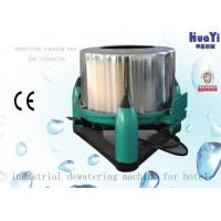 Wholesale Fully Auto Industrial Dehydration Equipment , Laundry Extractor Machine from china suppliers