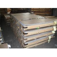 Wholesale 310S Stainless Steel Metal Sheet , SS Sheet 310S ASTM A240 0.5-3mm from china suppliers
