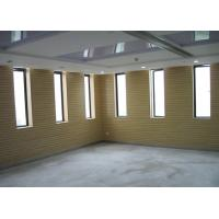 Wholesale MDF Wooden Grooved Acoustic Panel For Church , Meeting Rooms from china suppliers