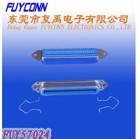 Wholesale 14 24 36 50 Solder Pin DDK Centronics Connector Female Type With Spring Latches from china suppliers