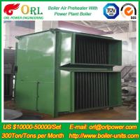 Wholesale 80T Electrical Water Power Boiler APH In Power Plant / Petroleum Chemical Station from china suppliers