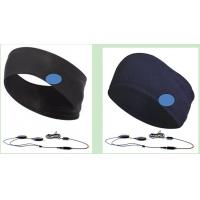 Buy cheap Sleep Headphone Headband with earphone  Comfortable Thin Sweatband Stereo Sports from wholesalers