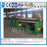 Wholesale MCLW11-25X2500 Mechanical three roller plate bending machine,, plate rolling machine export from china suppliers