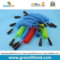Wholesale Colorful Safety Children Spring Coil Ropes Ready for Wrist Bands from china suppliers