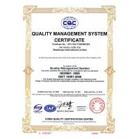 BestScope International  Limited Certifications