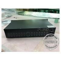 Wholesale LCD Video Wall Splicing Screen HD Media Player Box with HDMI1 , 16 input and 16 output from china suppliers