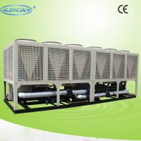 Wholesale Heating And Cooling Recirculating Air Cooled Water Chiller For Office / Hotel from china suppliers