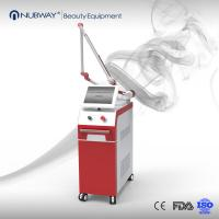 Wholesale Professional Laser Tattoo removal beauty machine , tattoo removal q switch nd yag laser from china suppliers