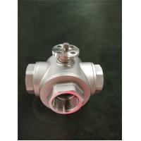 Wholesale Compact Small Size Mini Electric Water Ball Valve in Solar / HVAC system/Water Treatment from china suppliers