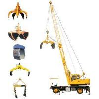 Wholesale Dual-Power Grab Crane With Lattice Boom Capacity 12 Ton (QLYS12Hz) from china suppliers