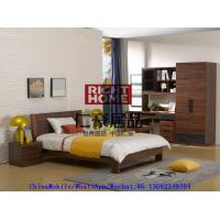 Wholesale 2016 New Nordic design by Wlalnut Kids Bedroom Furniture in Single bed and Nightstand with Reading Bookcase from china suppliers