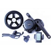Buy cheap Bafang mid drive motor BBSHD 48V 1000W electric bike kit with lithium battery from wholesalers